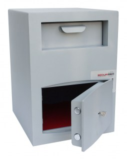 Securikey Mini Vault Silver Deposit Safe 2K