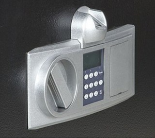 Burton Biosec 10000 WS-1 Biometric Wall Safe